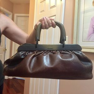 8bd5183651c8 Gucci Bags | Tom Ford Collection Doctor Brown Leather Bag | Poshmark